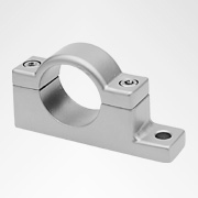 Tubular Connectors: Ø 40 mm: Plate holder 1059a